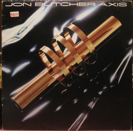 Jon Butcher Axis