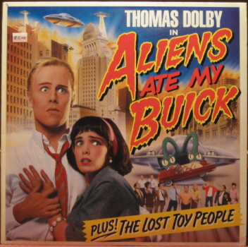 Thomas Dolby In Aliens Ate My Buick