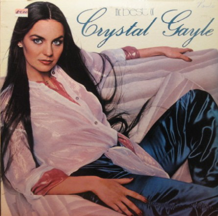 The Best Of Crystal Gayle