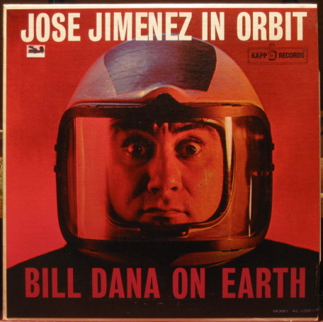 Jose, Jimenez In Orbit
