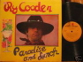 Cooder, Ry - Paradise And Lunch Record
